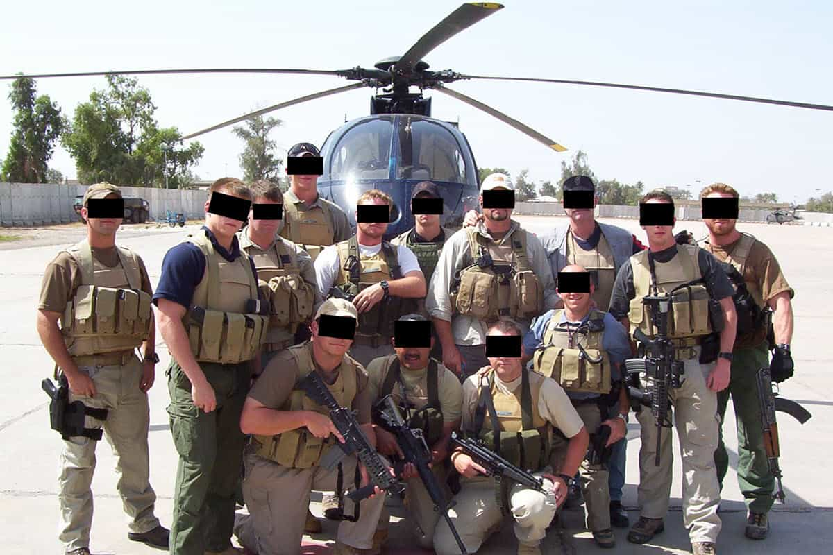 Private Military Companies: Blackwater